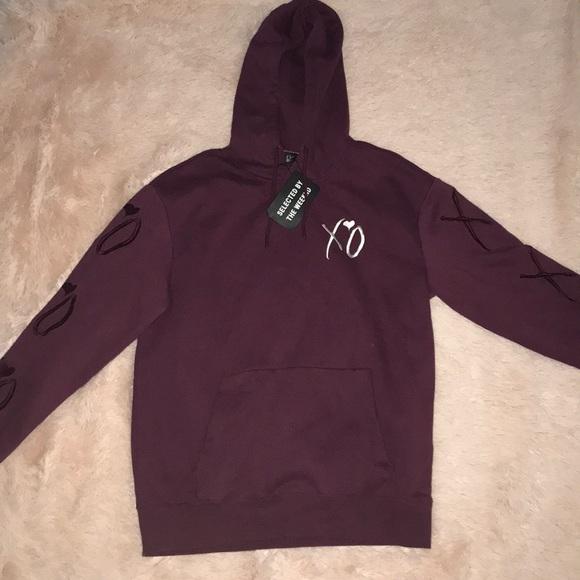 85093f281 H&M The Weeknd Hoodie NWT